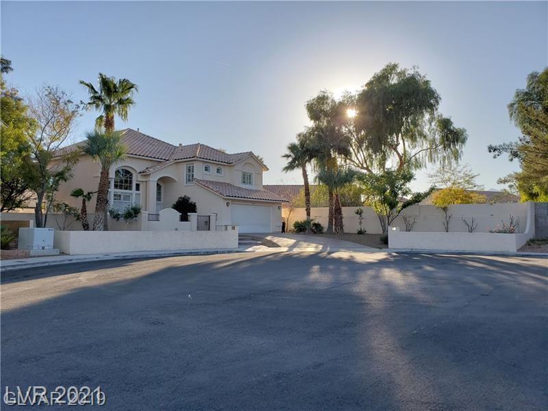 6337 ECHO CANYON Circle Property Photo - Las Vegas, NV real estate listing