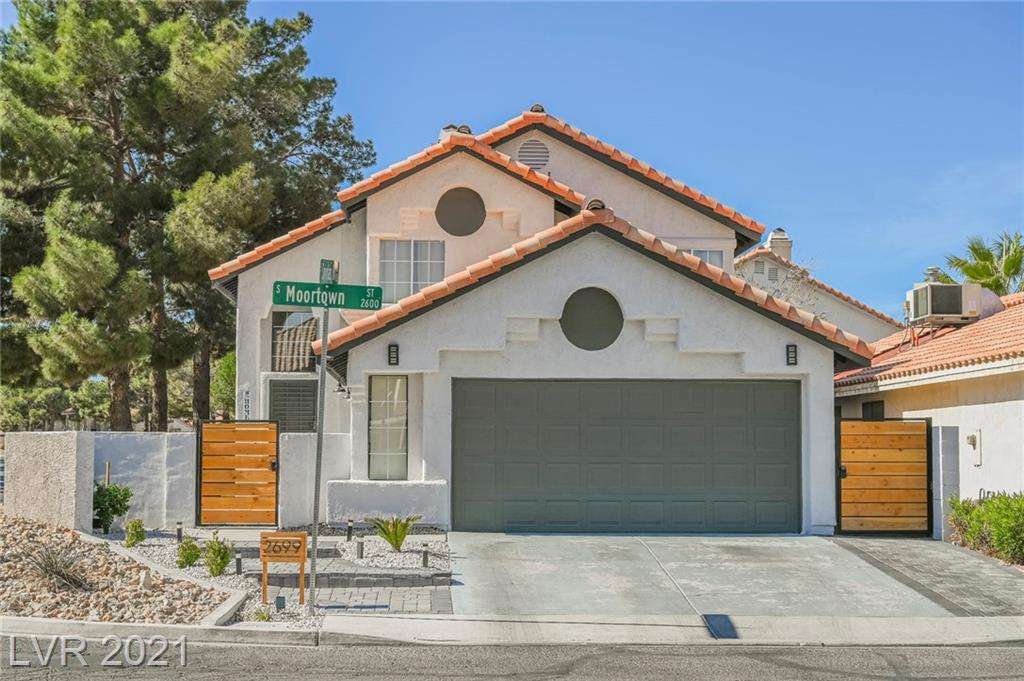 2699 Moortown Street Property Photo - Las Vegas, NV real estate listing