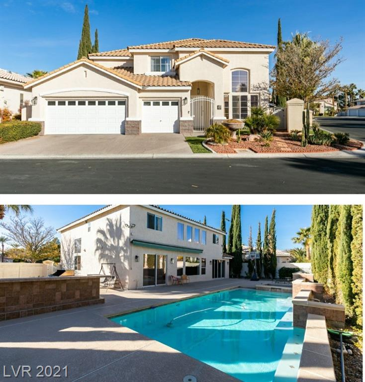 7920 Castellon Court Property Photo - Las Vegas, NV real estate listing
