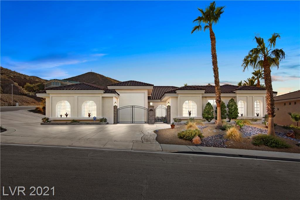 215 Red Rock Road Property Photo - Boulder City, NV real estate listing