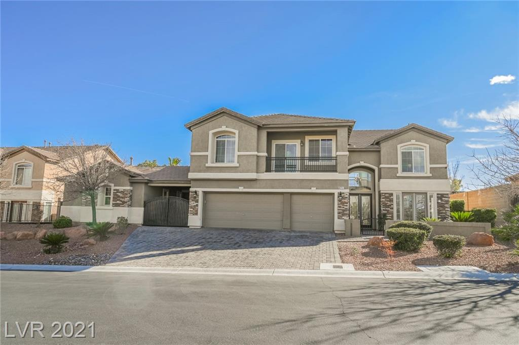 8711 Rhonda Blake Avenue Property Photo - Las Vegas, NV real estate listing