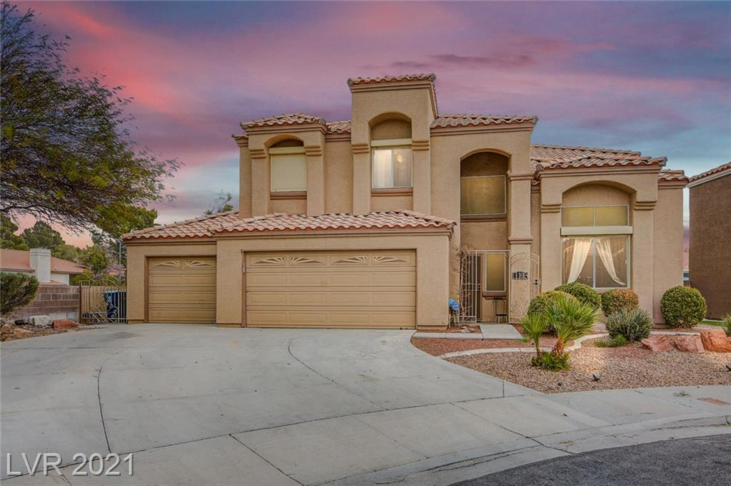 Royal Sunset Court Property Photo - Las Vegas, NV real estate listing