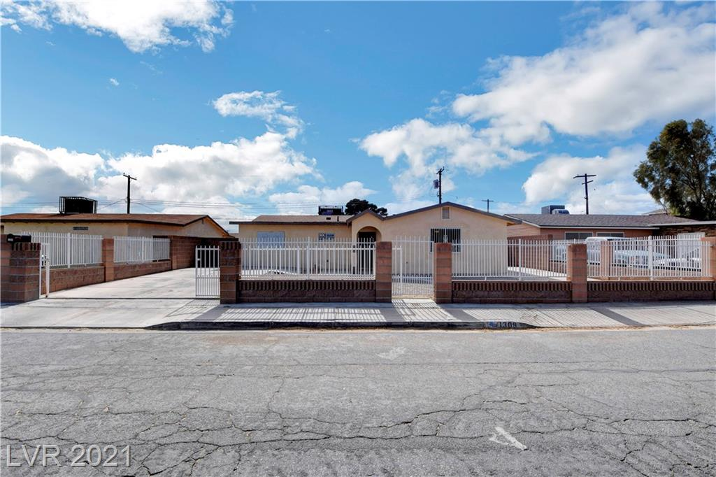 1309 Bluff Avenue Property Photo - North Las Vegas, NV real estate listing