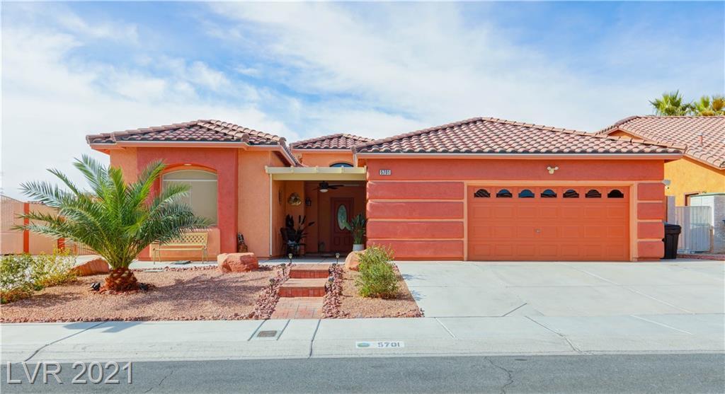 5701 Island Mist Street Property Photo - Las Vegas, NV real estate listing