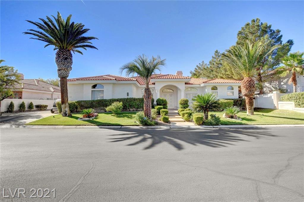 5029 Mountain Foliage Drive Property Photo - Las Vegas, NV real estate listing