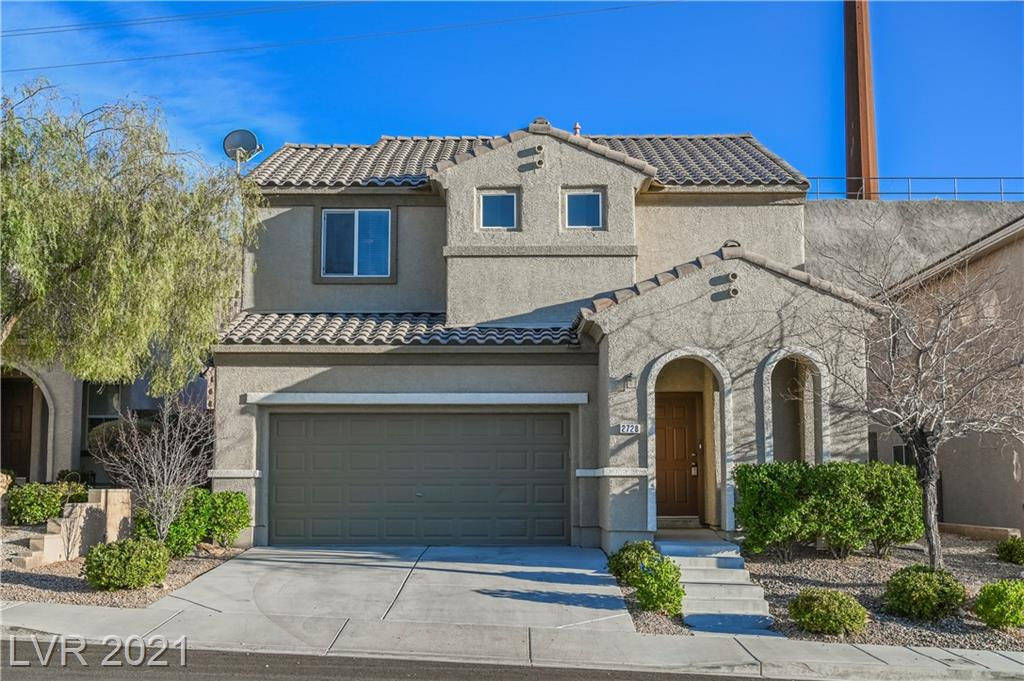 2728 Drummossie Drive Property Photo - Henderson, NV real estate listing