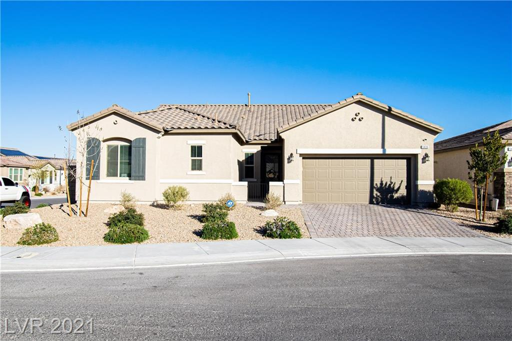 5436 Kamilla Raen Street Property Photo - North Las Vegas, NV real estate listing