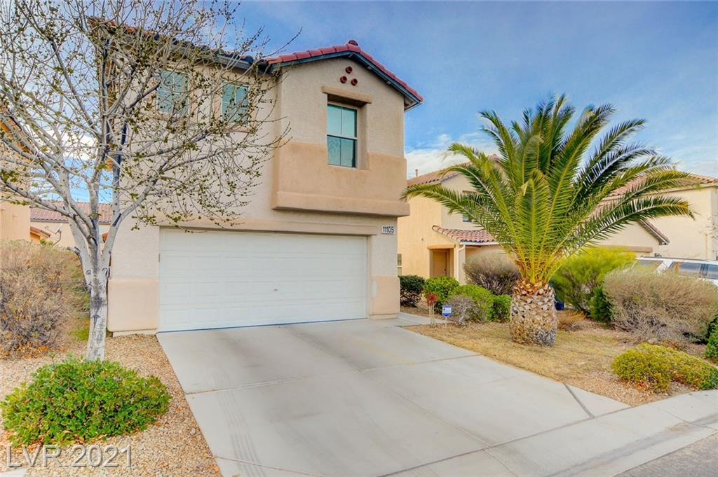 11105 Verismo Street Property Photo - Las Vegas, NV real estate listing
