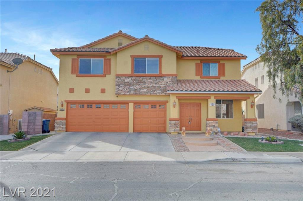 1195 Starstone Court Property Photo - Henderson, NV real estate listing