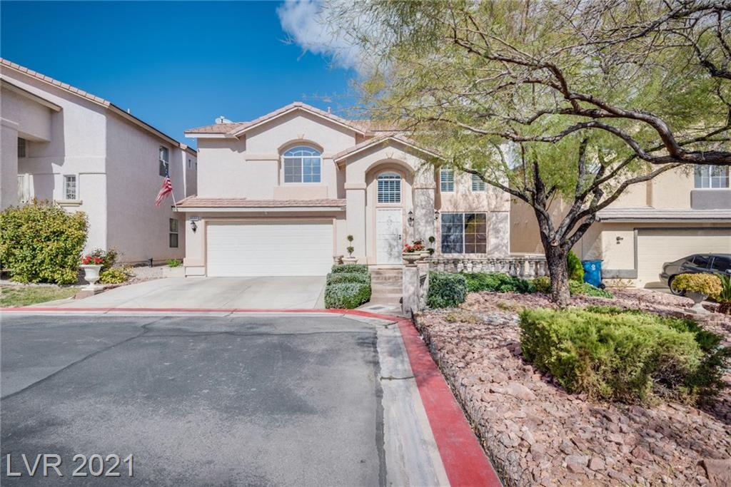 8532 Honey Vine Avenue Property Photo - Las Vegas, NV real estate listing