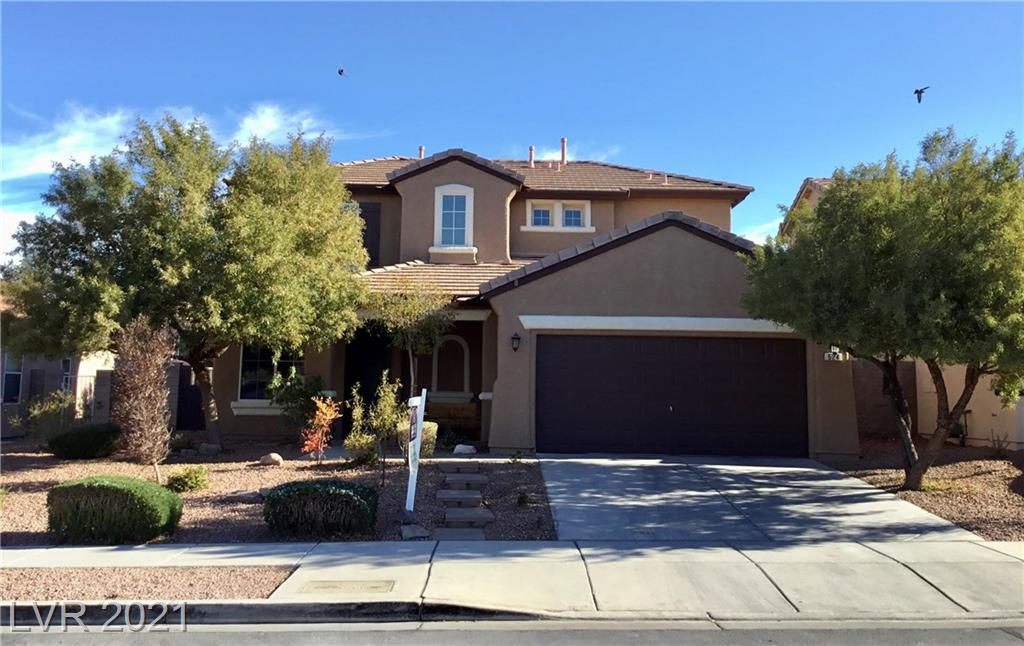 524 Big Lake Street Property Photo - Henderson, NV real estate listing