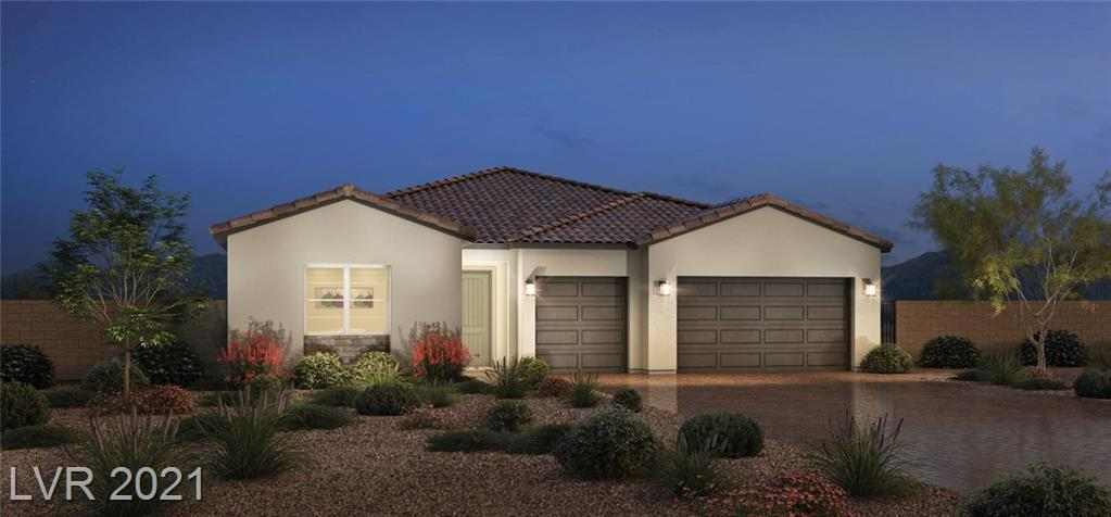 2731 Canvas Sky Street Property Photo - Henderson, NV real estate listing