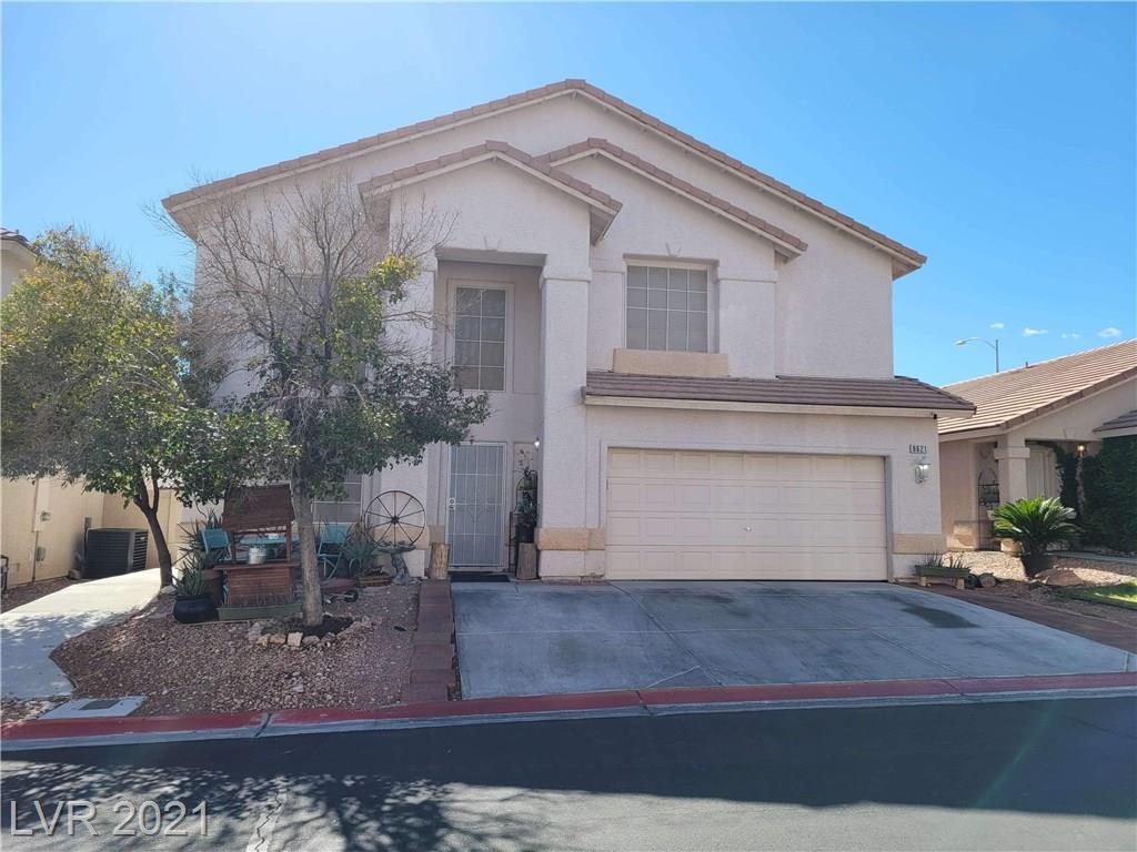 8621 Radiant Ruby Avenue Property Photo - Las Vegas, NV real estate listing