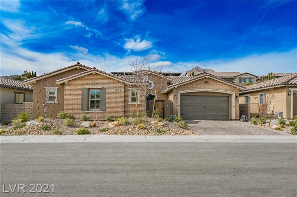 107 Basque Coast Street Property Photo - Las Vegas, NV real estate listing