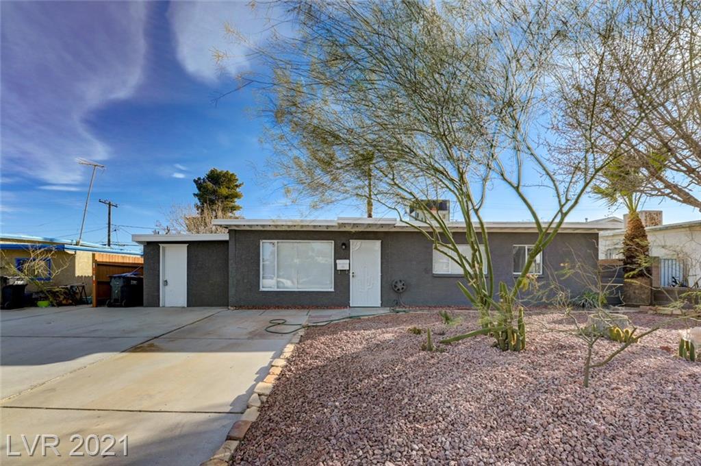 1409 Oakwood Avenue Property Photo - North Las Vegas, NV real estate listing