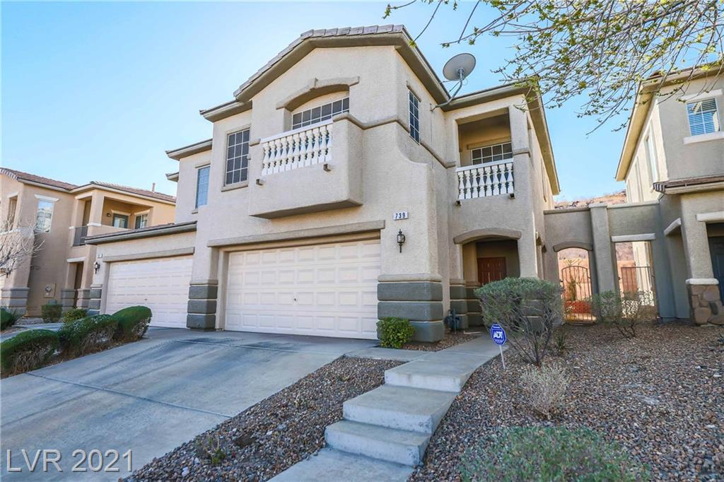 739 SOLITUDE POINT Avenue Property Photo - Henderson, NV real estate listing