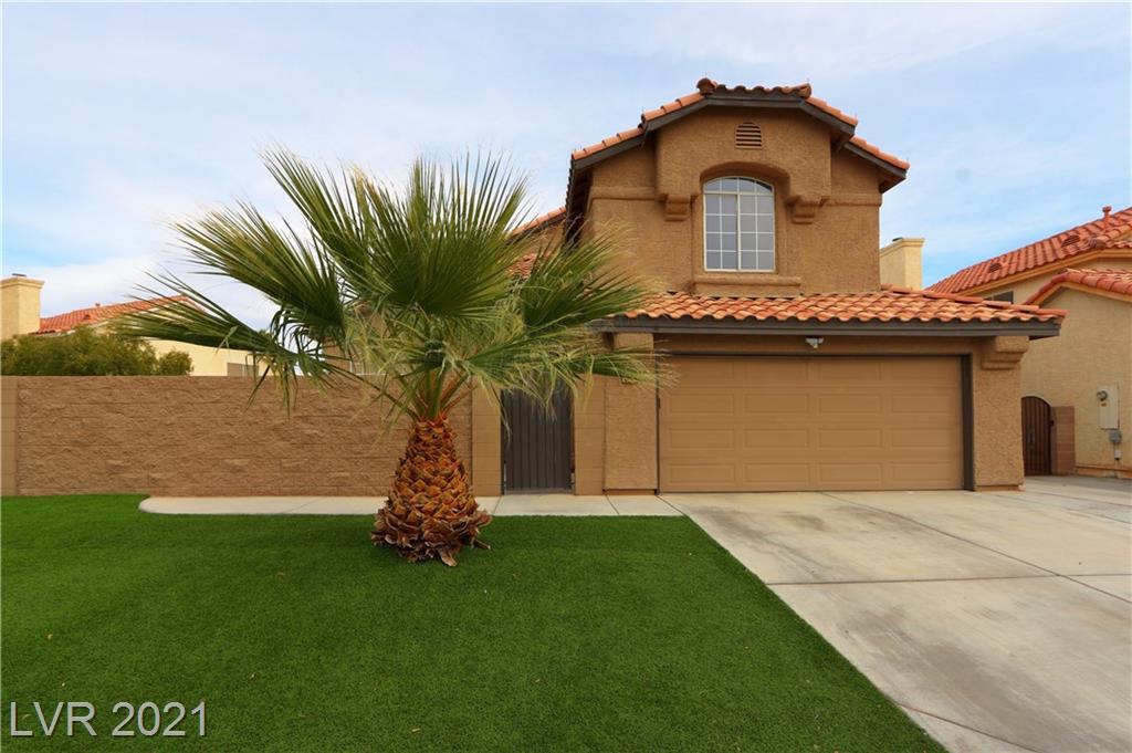 Sierra Blanca Lane Property Photo - North Las Vegas, NV real estate listing