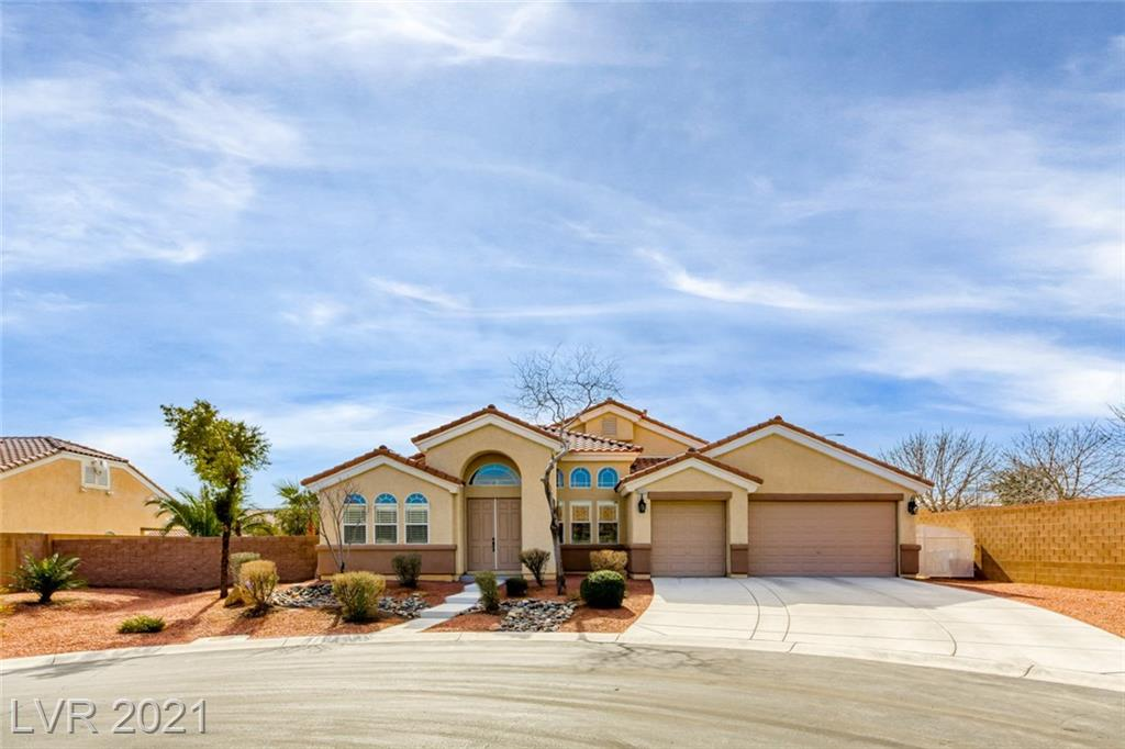 8355 Lovers Knot Court Property Photo - Las Vegas, NV real estate listing