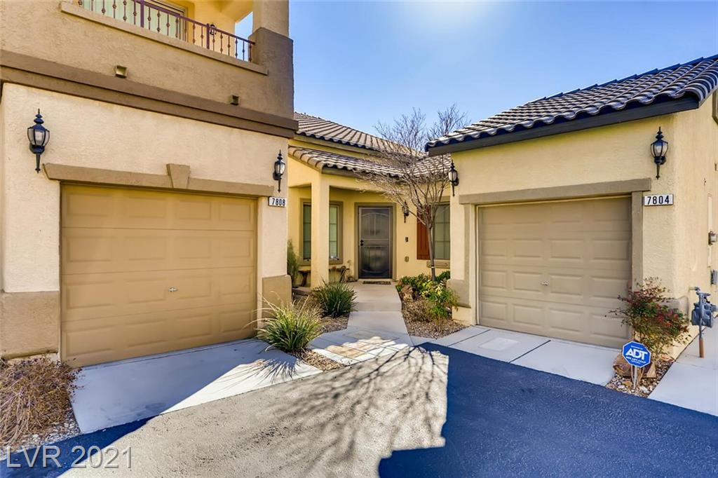 7804 Blesbok Court Property Photo - Las Vegas, NV real estate listing