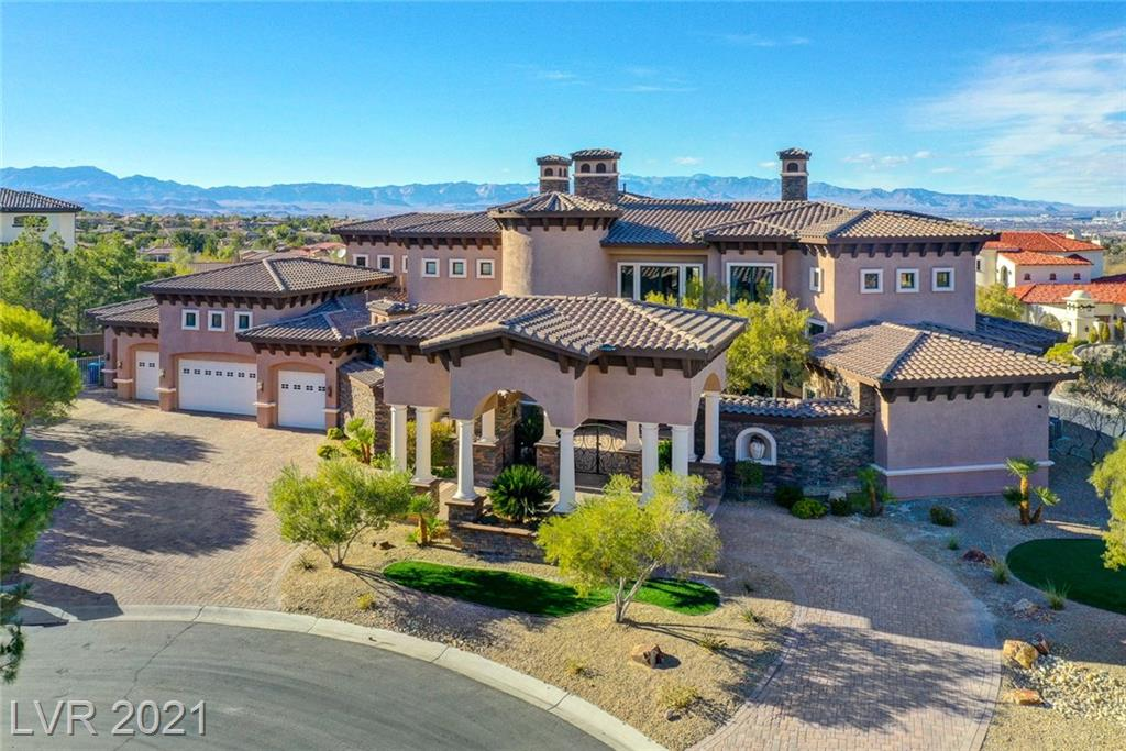 4 Moss Spring Court Property Photo - Henderson, NV real estate listing