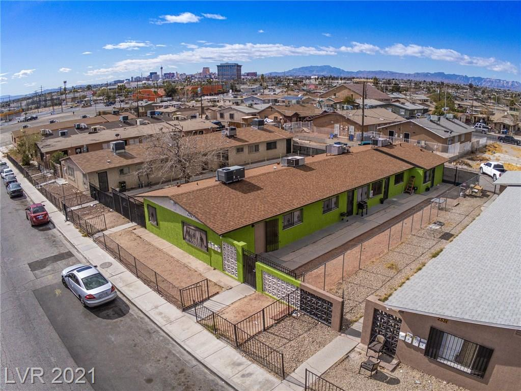 2527 Carroll Street Property Photo - North Las Vegas, NV real estate listing