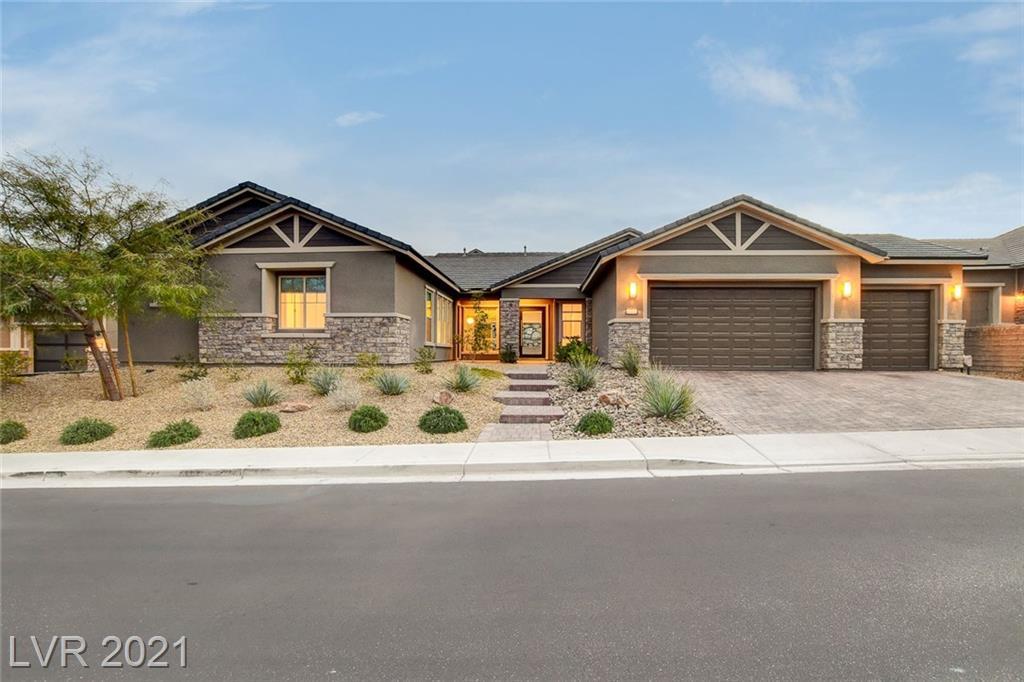 11161 Luna Blanca Drive Property Photo - Las Vegas, NV real estate listing
