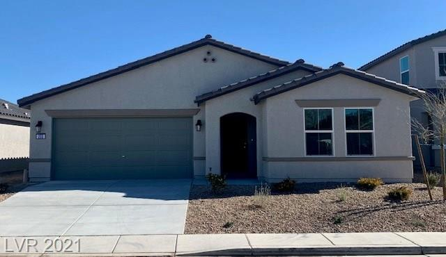252 Horsetail Falls Street #lot 57 Property Photo - Indian Springs, NV real estate listing