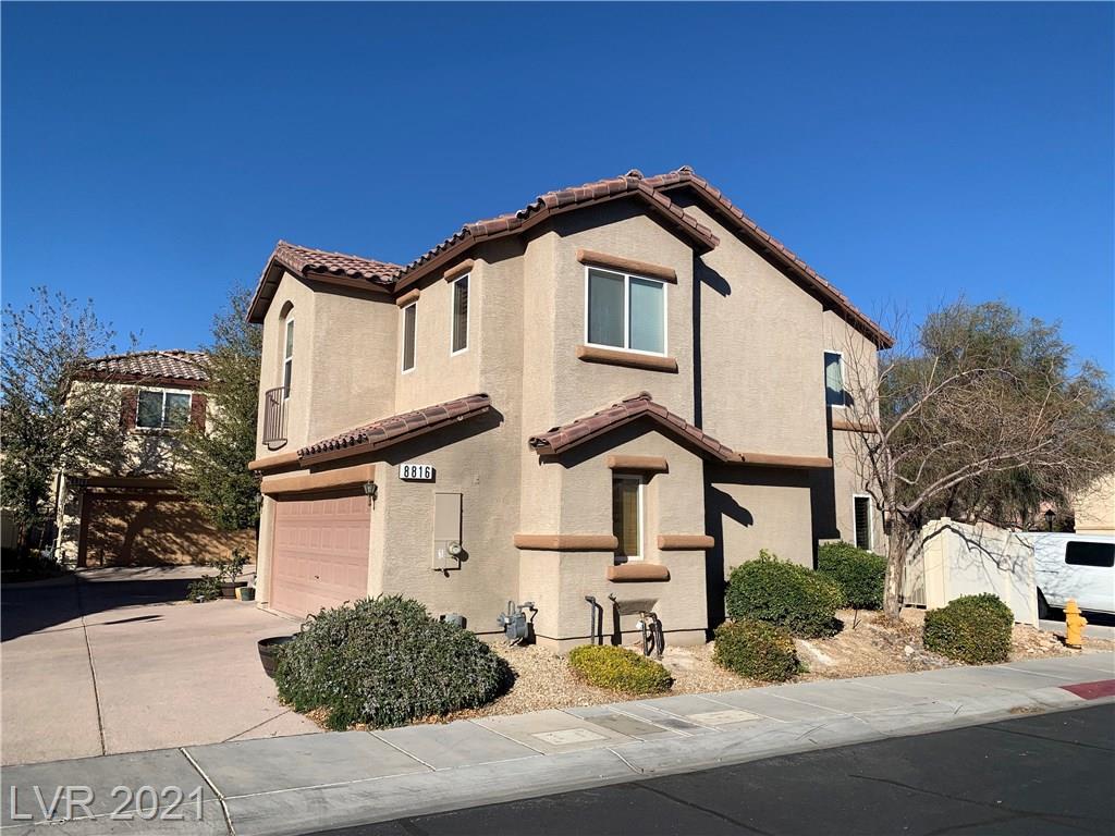 8816 Brindisi Park Avenue Property Photo - Las Vegas, NV real estate listing