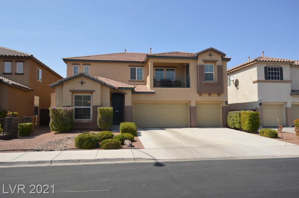 1081 Pleasing Plateau Street Property Photo - Henderson, NV real estate listing