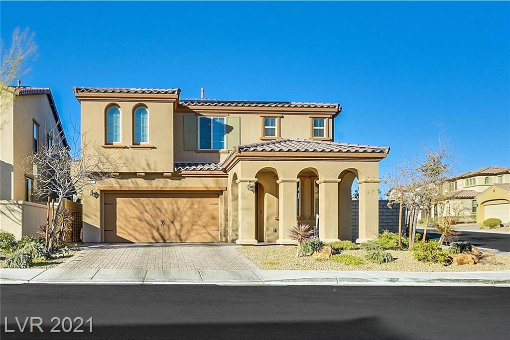 12230 Sandy Peak Avenue Property Photo - Las Vegas, NV real estate listing