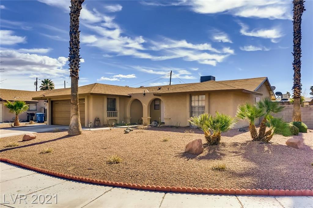 5433 Cleek Street Property Photo - Las Vegas, NV real estate listing