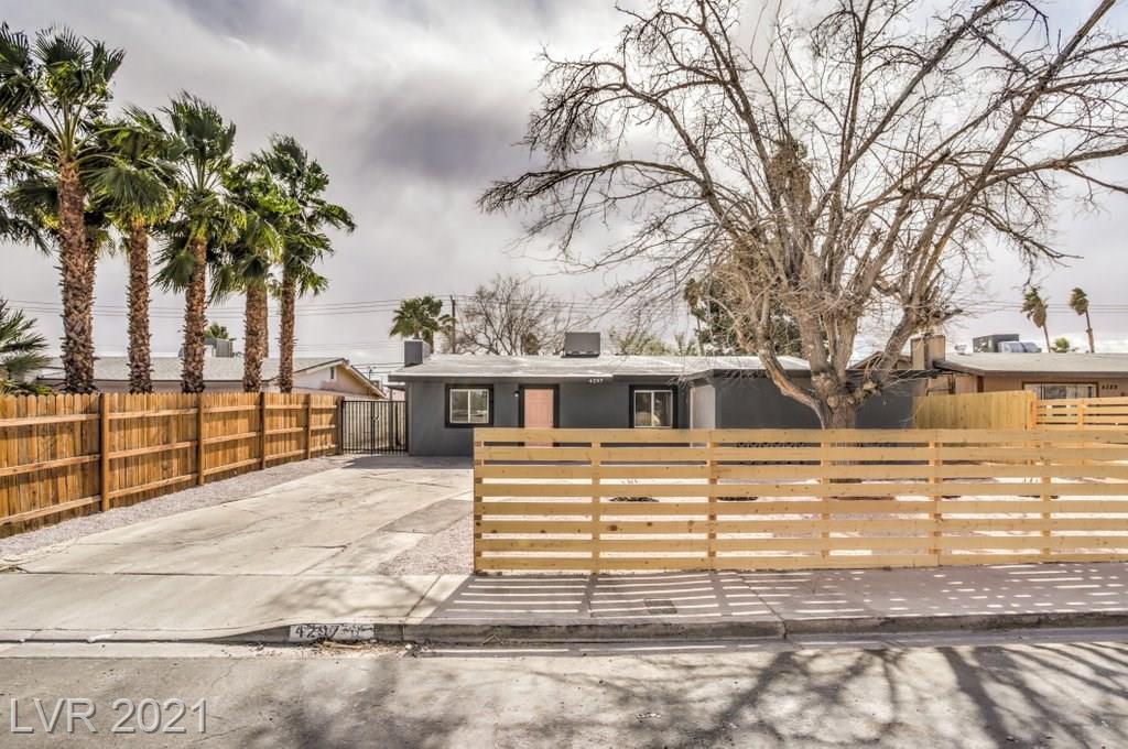 4297 E Vegas Valley Drive Property Photo