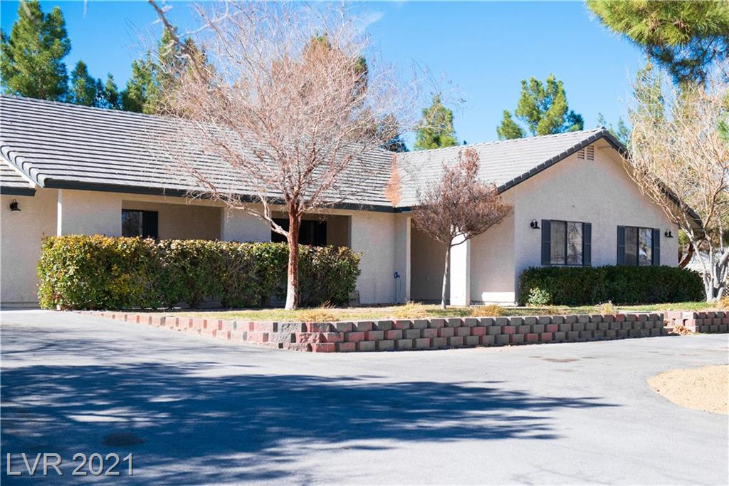 7625 Desperado Street Property Photo - Las Vegas, NV real estate listing