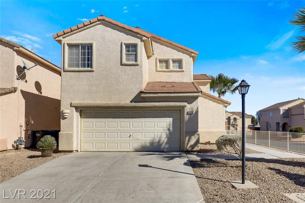 4122 Neighborly Court Property Photo - North Las Vegas, NV real estate listing