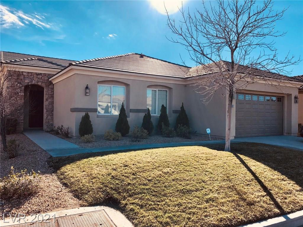 2487 Blair Castle Street Property Photo - Henderson, NV real estate listing