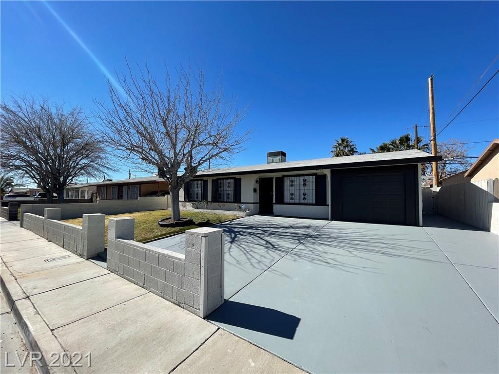 3021 Carroll Street Property Photo - North Las Vegas, NV real estate listing