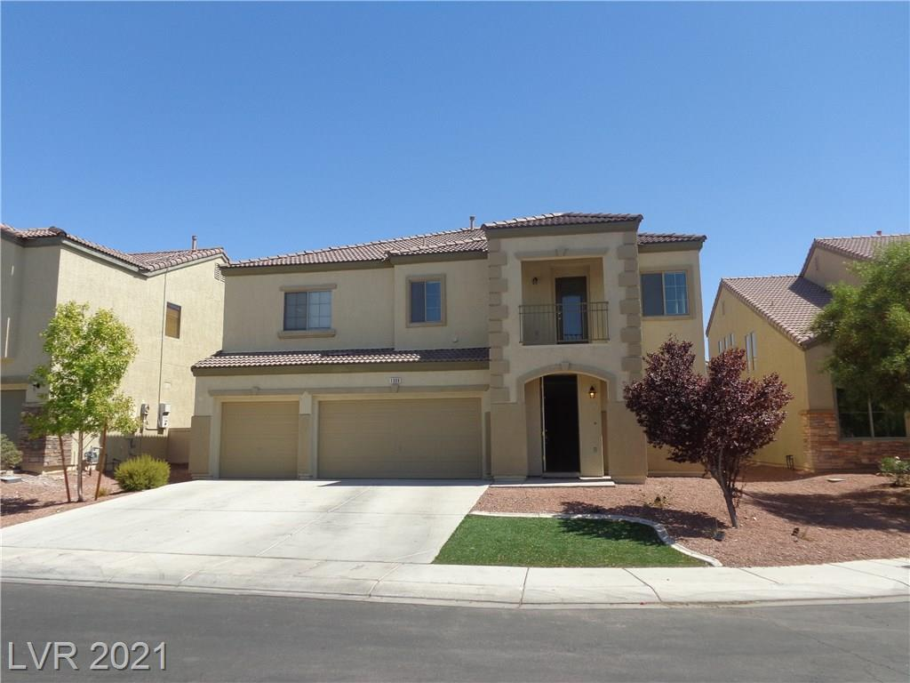 1309 Crystal Rainey Avenue Property Photo - North Las Vegas, NV real estate listing