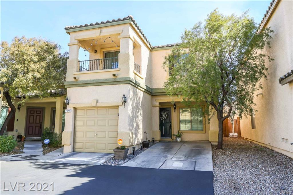 7872 Marbledoe Street Property Photo - Las Vegas, NV real estate listing