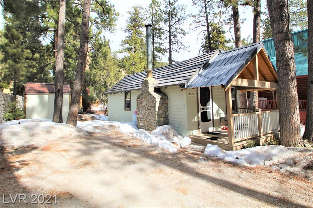4620 Aspen Avenue Property Photo - Mount Charleston, NV real estate listing