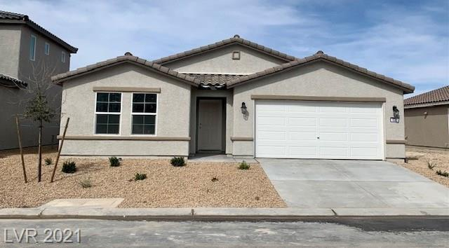 530 Dawson Falls Street #lot 32 Property Photo - Indian Springs, NV real estate listing