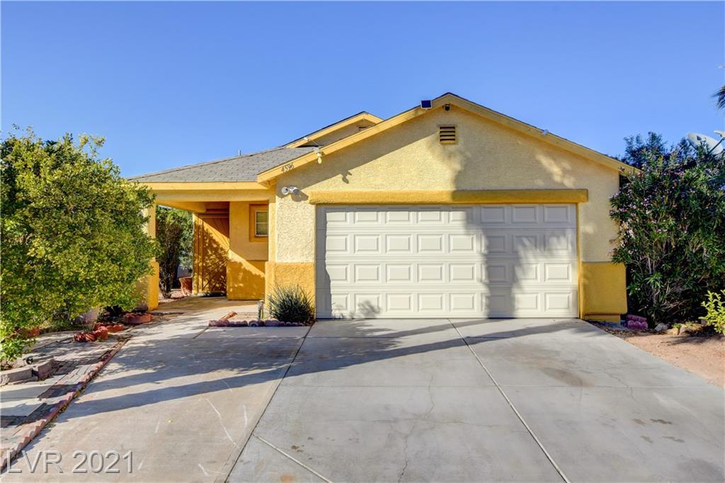 4596 Coronado Hills Way Property Photo - Las Vegas, NV real estate listing