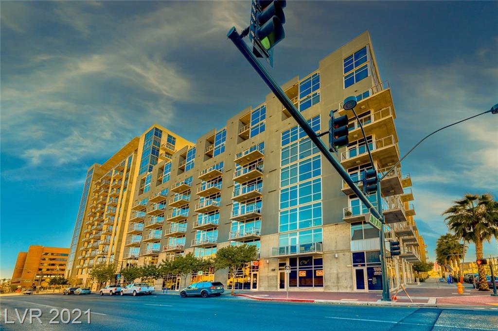 353 Bonneville Avenue #910 Property Photo - Las Vegas, NV real estate listing