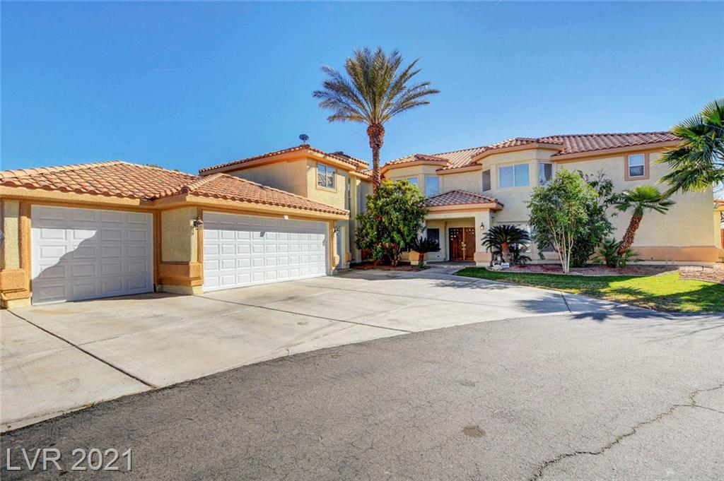 8870 Tenaya Way Property Photo - Las Vegas, NV real estate listing