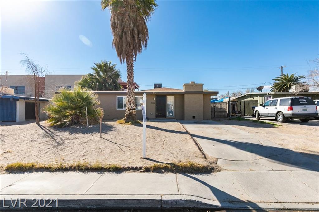 1617 Flower Avenue Property Photo - North Las Vegas, NV real estate listing