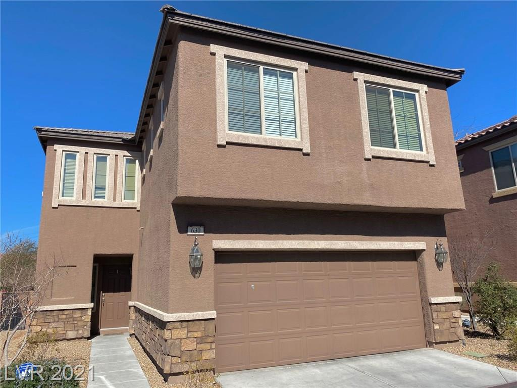 630 Taliput Palm Place Property Photo - Henderson, NV real estate listing