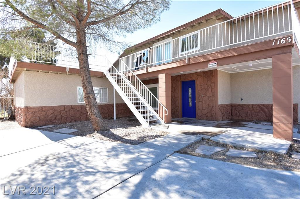 1165 Balzar Avenue Property Photo - Las Vegas, NV real estate listing
