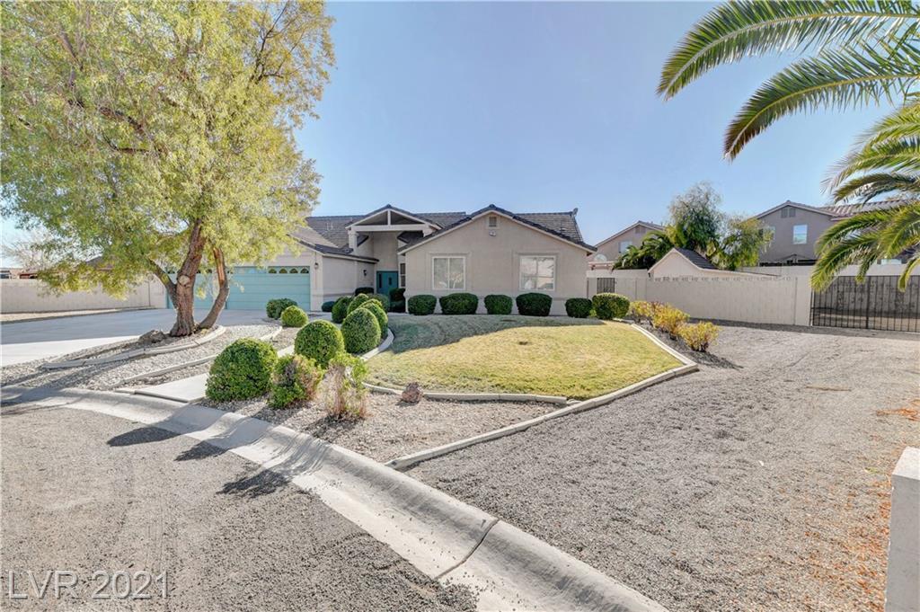 3925 Quadrel Street Property Photo - Las Vegas, NV real estate listing