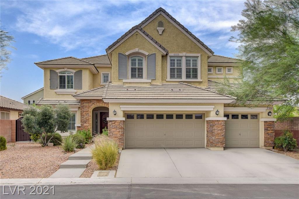 7004 Twin Forks Peak Street Property Photo - Las Vegas, NV real estate listing
