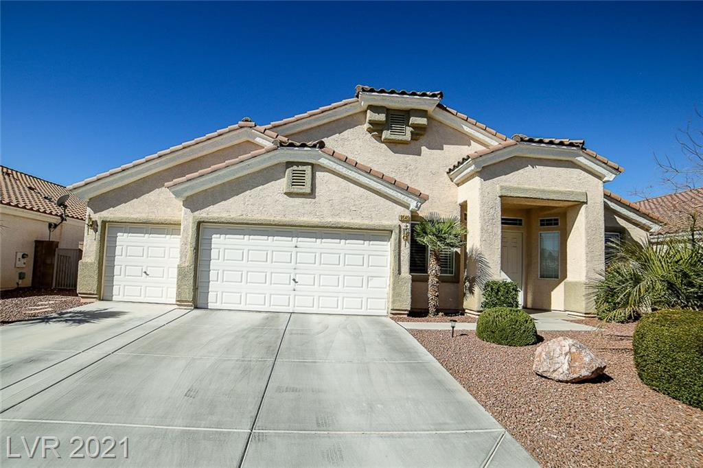 9645 Dancing Pond Way Property Photo - Las Vegas, NV real estate listing