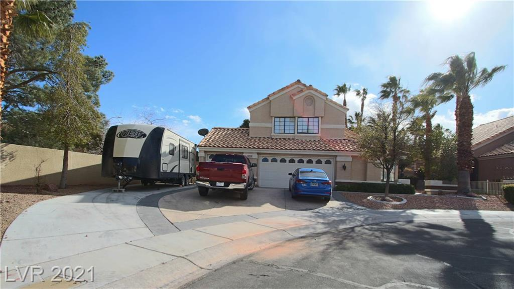 8325 Lost Pines Court Property Photo - Las Vegas, NV real estate listing